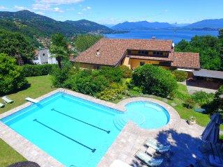 4 bedroom Villa in Solcio, Piedmont, Italy : ref 5489862