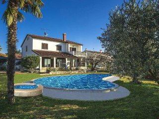 5 bedroom Villa in Veli Maj, Istria, Croatia : ref 5489767