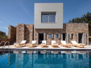 3 bedroom Villa in Katsikia, Crete, Greece : ref 5489701