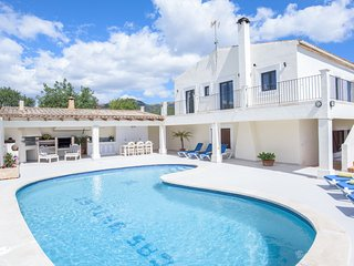 3 bedroom Villa in s'Horta, Balearic Islands, Spain : ref 5489694