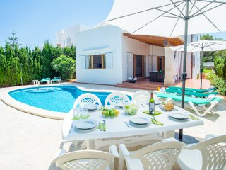 4 bedroom Villa in Cala Egos, Balearic Islands, Spain : ref 5489693