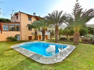 5 bedroom Villa in Karteros, Crete, Greece : ref 5489675