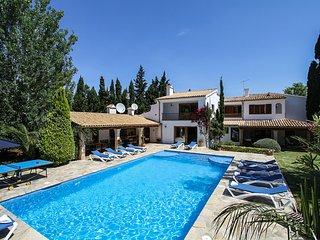 7 bedroom Villa in Port de Pollenca, Balearic Islands, Spain : ref 5489603