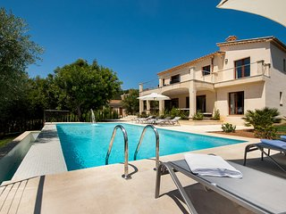 4 bedroom Villa in Ullaro, Balearic Islands, Spain : ref 5489602