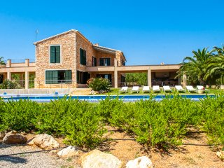 5 bedroom Villa in Santanyí, Balearic Islands, Spain : ref 5489598