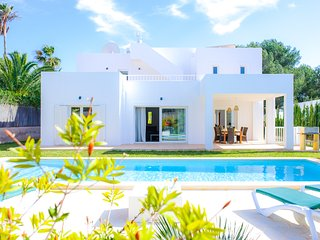4 bedroom Villa in Cala Egos, Balearic Islands, Spain : ref 5489597