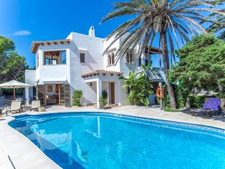 5 bedroom Villa in Cala d'Or, Balearic Islands, Spain : ref 5489596