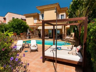 4 bedroom Villa in San Agustin, Canary Islands, Spain : ref 5489439