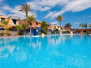 2 bedroom Villa in Meloneras, Canary Islands, Spain : ref 5489412