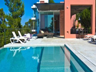6 bedroom Villa in Ibiza Town, Balearic Islands, Spain : ref 5489392