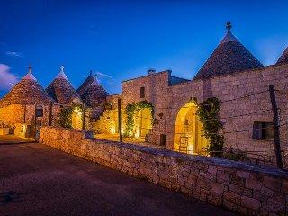 5 bedroom Villa in Le Lamie di Olimpe, Apulia, Italy : ref 5489279