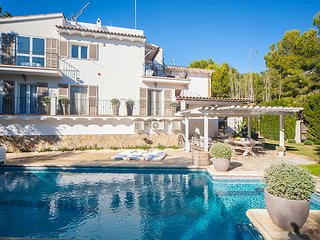 4 bedroom Villa in Costa de la Calma, Balearic Islands, Spain : ref 5489147