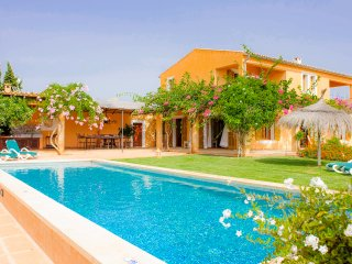 5 bedroom Villa in Cas Concos, Balearic Islands, Spain : ref 5489146