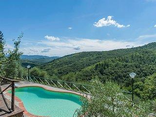 5 bedroom Villa in Castellina in Chianti, Tuscany, Italy : ref 5487759