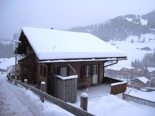 3 bedroom Apartment in Adelboden, Bern, Switzerland : ref 5488208