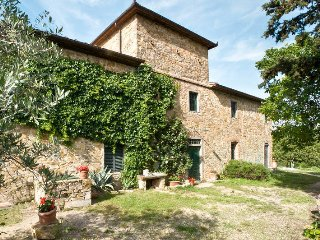 5 bedroom Villa in San Donato, Tuscany, Italy : ref 5488176