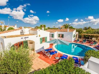 6 bedroom Villa in Cala'N Blanes, Balearic Islands, Spain : ref 5487974