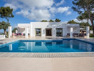 6 bedroom Villa in Sant Rafel, Balearic Islands, Spain : ref 5487890