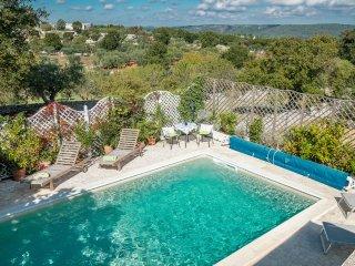 Selva di Fasano Villa Sleeps 12 with Pool - 5487760