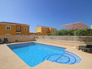 5 bedroom Villa in Calpe, Valencia, Spain : ref 5487713