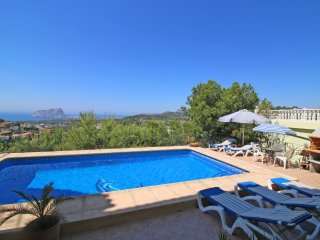 4 bedroom Villa in Benissa, Valencia, Spain : ref 5487709