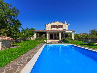 Villa Danieli II with private pool for 10 guests