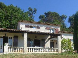 4 bedroom Villa in Vence, Provence-Alpes-Cote d'Azur, France : ref 5487616