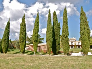 6 bedroom Villa in Bibbona, Tuscany, Italy : ref 5487442
