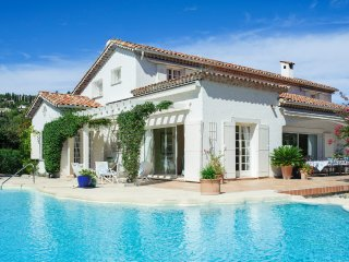 6 bedroom Villa in Mougins, Provence-Alpes-Côte d'Azur, France : ref 5486818