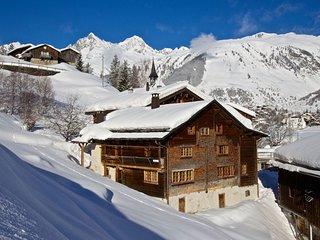 3 bedroom Apartment in Sedrun, Canton Grisons, Switzerland : ref 5486137