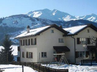 5 bedroom Apartment in Disentis, Canton Grisons, Switzerland : ref 5486123