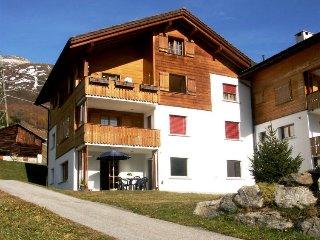 3 bedroom Apartment in Sedrun, Canton Grisons, Switzerland : ref 5486117