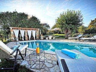 4 bedroom Villa in Grožnjan, Istria, Croatia : ref 5485628
