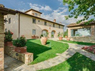 6 bedroom Villa in Badia a Passignano, Tuscany, Italy : ref 5485321