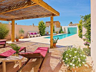 3 bedroom Villa in Sant Joan, Balearic Islands, Spain : ref 5485169