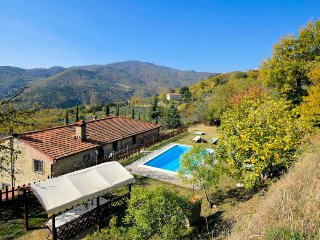 8 bedroom Villa in Colognole, Tuscany, Italy : ref 5696726