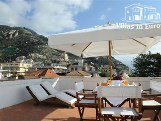 2 bedroom Apartment in Maiori, Campania, Italy : ref 5484806