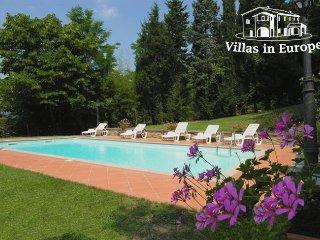 4 bedroom Villa in Scarperia, Tuscany, Italy : ref 5484389