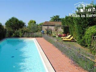 5 bedroom Villa in Rapolano Terme, Tuscany, Italy : ref 5484330