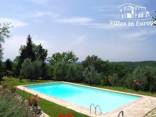 2 bedroom Villa in Gaiole in Chianti, Tuscany, Italy : ref 5484260
