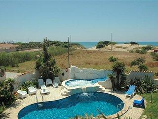 5 bedroom Villa in Santa Maria del Focallo, Sicily, Italy : ref 5484093