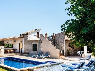 3 bedroom Villa in Pollenca, Balearic Islands, Spain : ref 5481425