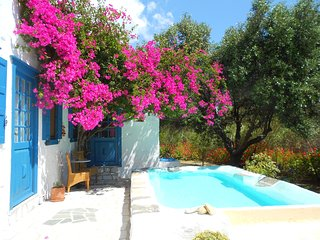 Beautiful country home on Syros island, Greece