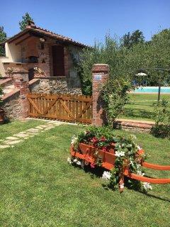 6 bedroom Villa in Guamo, Tuscany, Italy : ref 5480886