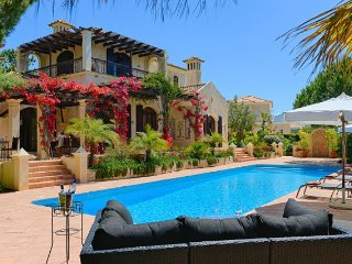 6 bedroom Villa in Quinta do Lago, Faro, Portugal : ref 5480283