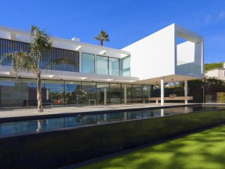 4 bedroom Villa in Vale do Lobo, Faro, Portugal : ref 5480194