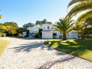 Quinta do Lago Villa Sleeps 10 with Pool Air Con and WiFi - 5607927