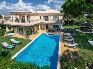 4 bedroom Villa in Vale do Lobo, Faro, Portugal : ref 5480113