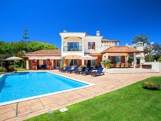 5 bedroom Villa in Quinta do Lago, Faro, Portugal : ref 5479972