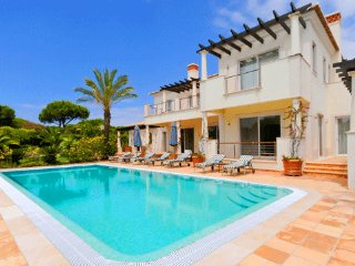 5 bedroom Villa in Quinta do Lago, Faro, Portugal : ref 5479915
